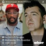 NOODLES GROOVECHRONICLES B2B OM UNIT JUNGLE / DNB RINSE SPECIAL