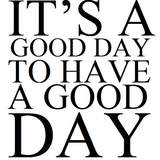 Deanna Avra & Pedro Leite - It's a Good Day to have a Good Day - 25-08-2014