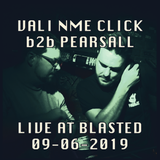 Vali NME Click b2b Pearsall live @Blasted Berlin (Lauschangriff 09.06.2019 | Hardcore Jungle 92-94)