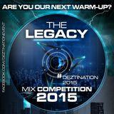 apedap - My Deztination Mix Competition 2015