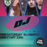Dj Time Programa 01 Fm Cultura 97.9 Bs As 06-03-16