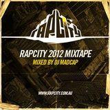 Rap City 2012 mixtape