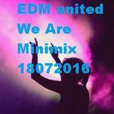 #EDM #unitedweare #international #artists #minimix by #Cologneand