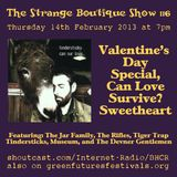 The Strange Boutique Show 116
