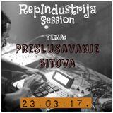 RepIndustrija Session / br. 75 Tema: Preslušavanje bitova