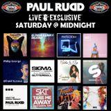 Paul Rudd - Rock FM Cyprus - In The Mix Show 10