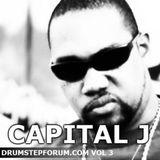 DJ CAPITAL J - EXCLUSIVE MIX FOR DRUMSTEPFORUM.COM
