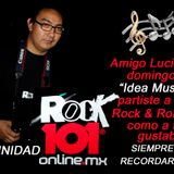 Y se hizo la Radio en México Rock 101 Io. de Junio 1984
