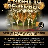 A Night To Remember 2018 Mix - Dec 22nd @ Woodbine Convention Center {{DL LINK IN DESCRIPTION}}