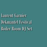 Laurent Garnier @ Dekmantel Festival, Boiler Room DJ Set