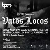 Hector  - Live At Vatos Locos, Canibal Royal (The BPM Festival 2015, Mexico) - 17-Jan-2015