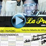 15-08-15 - SET RADIO 01 - LA PREVIA - PARTE 01 ERIKJHON con Dj Mc Flex