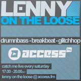 Lenny & Minotaur Electronics @ access.fm