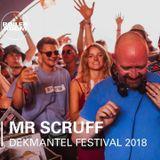 2018-08-04 - Mr Scruff @ Boiler Room x Dekmantel Festival, Amsterdam