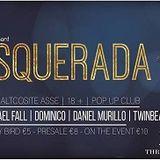Michael Fall,  live @ Masquerada Asse, Belgium 09-04-2016