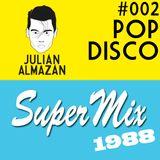 #002 SUPERMIX 1988 / POP DISCO