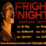KutMasterK Fright Night Radio 28-4-17