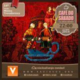 Café do Sábado 16 - Música trovadoresca