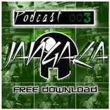 Jangala Radioshow - Podcast 003 - Chakro & Benjamini