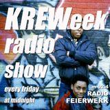 KREWeek Radio Show #2 @Radio Feierwerk m92,4 vom 11.06.2017