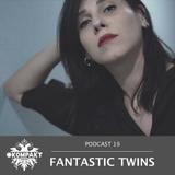 KOMPAKT PODCAST #19 - Fantastic Twins (Microdosing Special)