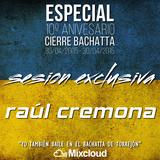 Raúl Cremona @ Especial 10º Aniversario Cierre Bachatta (30-04-2015)