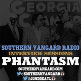 Phantasm (Cella Dwellas) - Southern Vangard Radio Interview Sessions