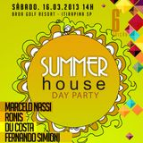 Ronis Live @ Summer House 2013
