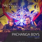 Pachanga Boys - Mayan Warrior - AJAL Tulum - 2017