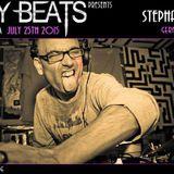2015.07.25 - Stephan Fischer @ Kinky Beats