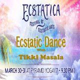 Tikki Masala Ecstatic Dance Festival Ecstatica Koh Phangan Thailand 30-03-2018 (Full moon)