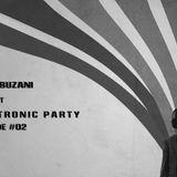 Sami Buzani - Electronic Party episode #02