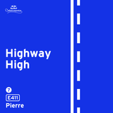 Highway High: E411 by Pierre