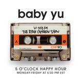 5 O'Clock Happy Hour : The Ryan Cameron Show : V-103 FM