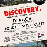 Horse & Groom Loud-E mix for Discovery Bank holiday Discotheque