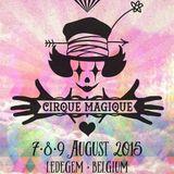 Michael Forzza at Cirque Magique (Ledegem - Belgium) - 8 August 2015