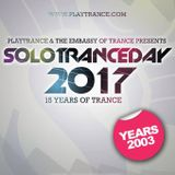 ELITIST @ SOLOTRANCE DAY 2017 - 15 years of trance (YEAR 2003)