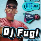 DJ Fugi - FreQuency HD98.3 - 8.7.2015