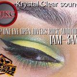 djkc Keep one eye open Lover Rock addition show part 1