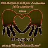 IBIZartCLUB  October 29, 2018 mixed by Fabio Marino-dj featuring Kirsteen Bes