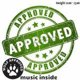 Wolf Approved:Eφημερεύον_Μουσικοδρόμιον:#384 MUSIC INSIDE