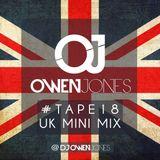 #TAPE18 - UK Rap Mini Mix