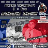 Boogie Down With Dj Migz @ Stomp Radio | The Eclectic Section #1