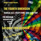THE FOURTH DIMENSION (LIVE FROM THE DECKS) PART 1, DECEMBER 29TH 2018
