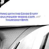 Laming with the Good Stuff, 19th Oct on Soulpower Radio