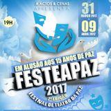11/04/2017 - Teatro Em Acção Na LAC - Encerramento do FESTEAPAZ - Marisa Júlio com Osvaldo Moreira