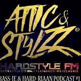 Attic & Stylzz present; Bass-ie & Hard-riaan podcast August