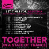Armin van Buuren - Live @ ASOT 700 Festival (Ultra Music Festival) [Trance Century Radio]