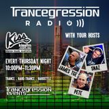 James TGE on Trancegression 394 Kiss FM Dance Music Australia 8/9/16
