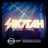 Sikztah @ Petőfi DJ Mix 006 (2014.09.12.)